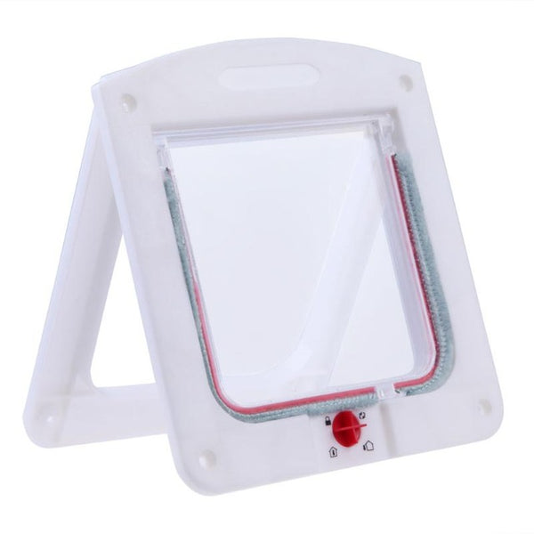Unisex - Secure NanoJet ABS Pet-Flap Door