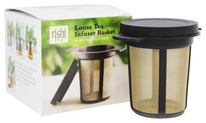 Rishi Tea Loose Leaf Tea Infuser Basket - Snazzy Gourmet