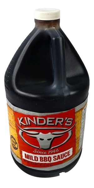 Kinder's Mild BBQ Sauce, Gallon