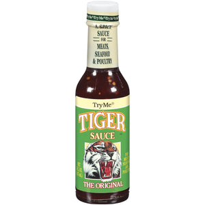 TryMe Tiger Sauce, 5 oz Bottle