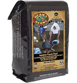 Dean's Beans Organic Coffee - Sumatran French Roast - Snazzy Gourmet