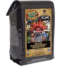 Dean's Beans Organic Coffee - Ring of Fire - Snazzy Gourmet