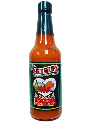 Marie Sharp's Mild Hot Sauce, Habanero Pepper, 10 oz - Snazzy Gourmet