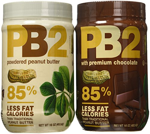PB2 Powdered Peanut Butter Bundle, 16 oz (Pack of 2) - Snazzy Gourmet
