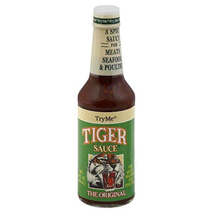 TryMe Tiger Sauce, 10 oz Bottle - Snazzy Gourmet