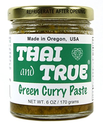 Thai and True Curry Paste - Green - Snazzy Gourmet