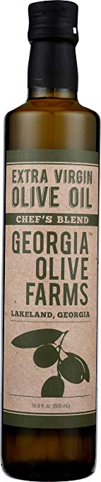Georgia Olive Farms Chef's Blend Extra Virgin Olive Oil - Snazzy Gourmet