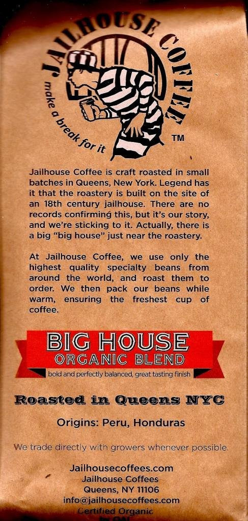 Safe House Organic Blend Ground - Snazzy Gourmet