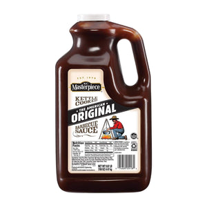 KC Masterpiece Original BBQ Sauce, 158 oz.