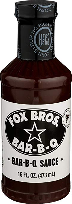 Fox Bros. BBQ Sauce 16oz