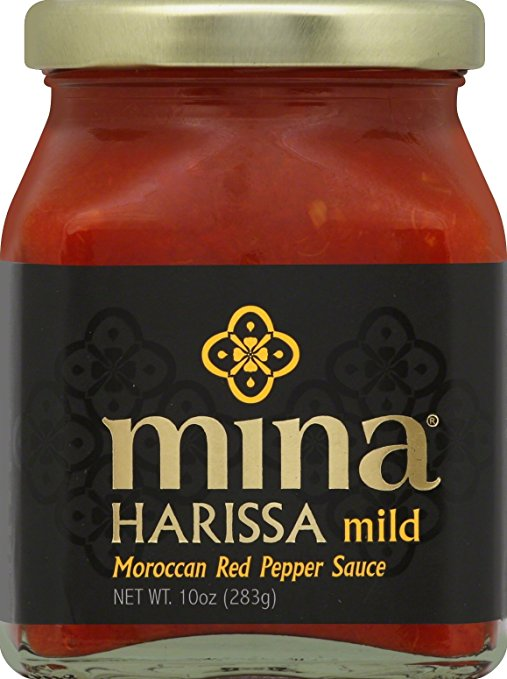 Mina Harissa - Red Pepper Sauce Mild - 10 oz - Kosher