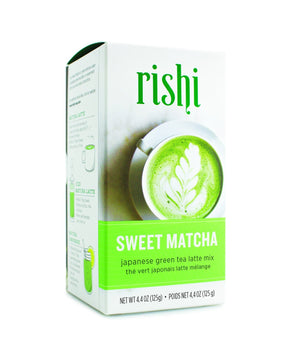 Rishi Tea Sweet Matcha Powder - Snazzy Gourmet