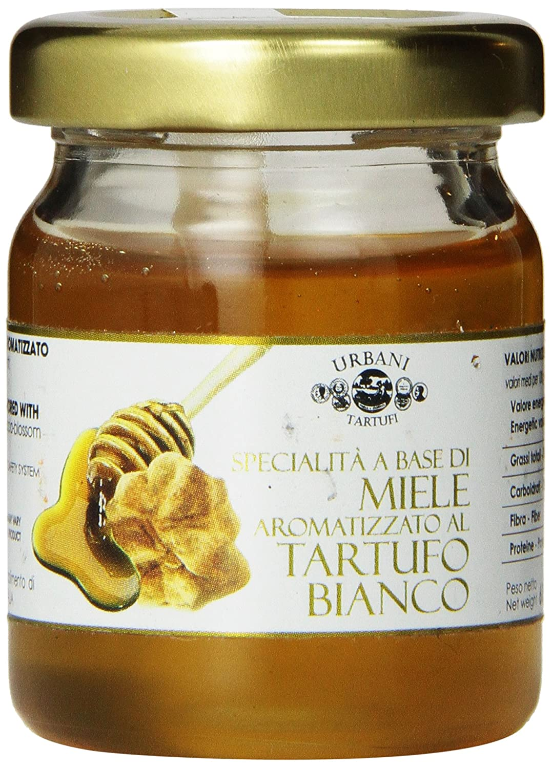 Urbani Truffles Oil, White Honey, 2.11 Ounce (60g)