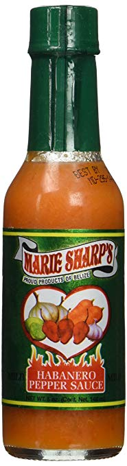 Marie Sharp's Mild Hot Sauce, Habanero Pepper, 5 oz - Snazzy Gourmet