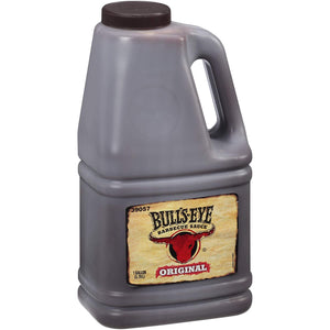 Kraft Bullseye Barbeque Sauce, 128 Ounce