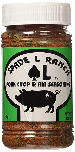 Spade L Ranch Protein Pack Seasoning (1 of each) - Snazzy Gourmet