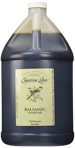 Sparrow Lane Dark Balsamic Vinegar, 1 Gallon