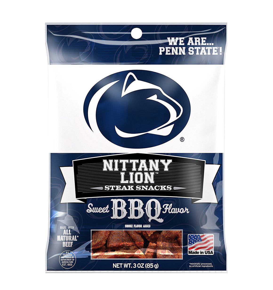 Game Day Steak Snacks (Choose Your Favorite Team!) - Snazzy Gourmet