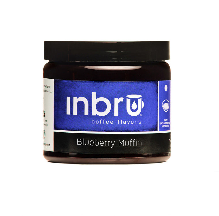 Inbru Blueberry Muffin Coffee Flavoring - Snazzy Gourmet