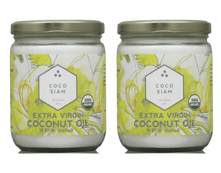 COCO SIAM™ Extra Virgin Coconut Oil 2-Pack - Snazzy Gourmet