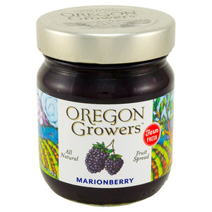 Oregon Growers Marionberry Fruit Spread 12 oz. - Snazzy Gourmet