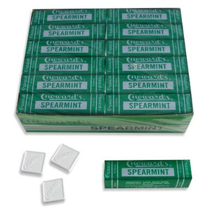 Choward's Old Fashioned Spearmint Mints - Snazzy Gourmet