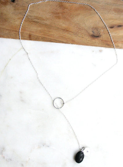 """V"" Essential Oil Diffuser Necklace"