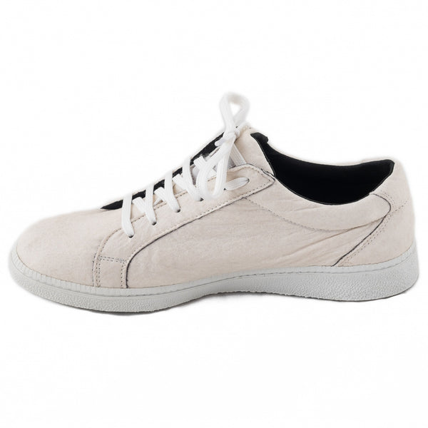 Pinatex Basic White Sneakers