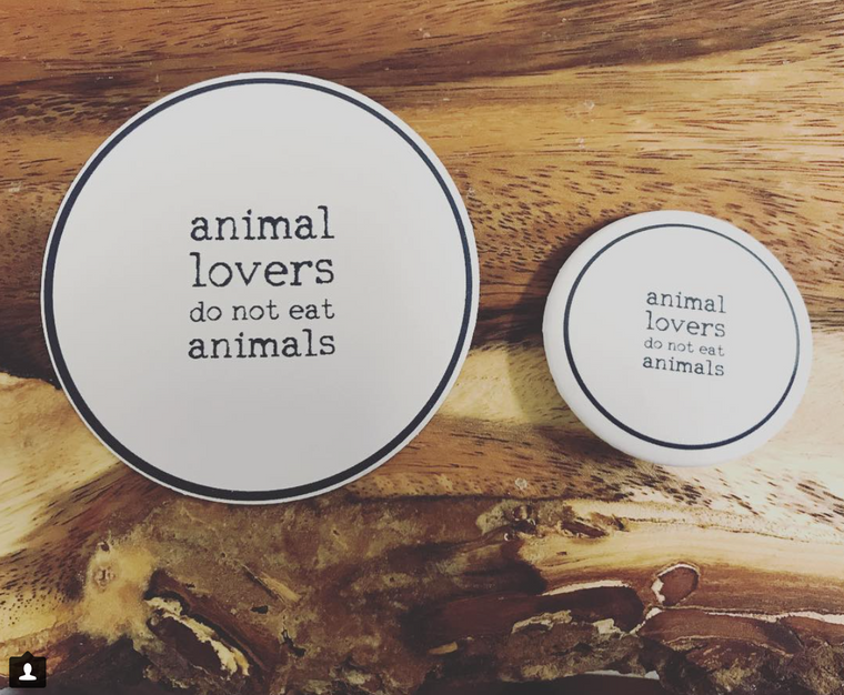 Animal Lover Pins & Stickers