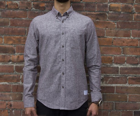 Linen Chambray | Brown