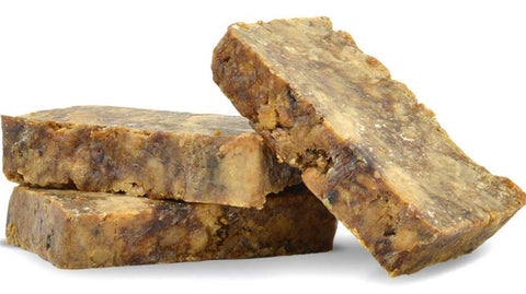 BARS - Raw Organic African Black Soap - Real Skinfood Shop
