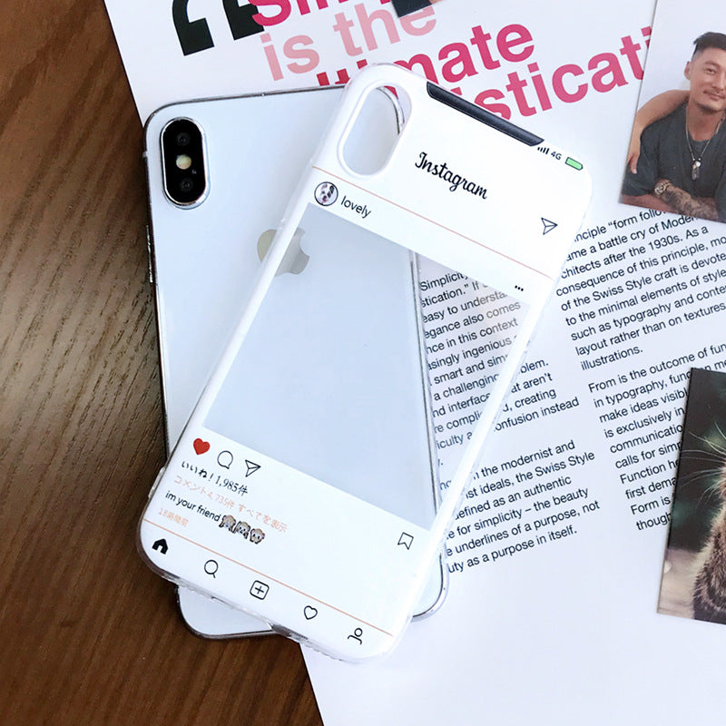 new arrival 85c23 b436f #Instagram Case *iPhone Only