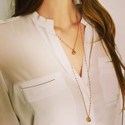 SADIE Necklace long