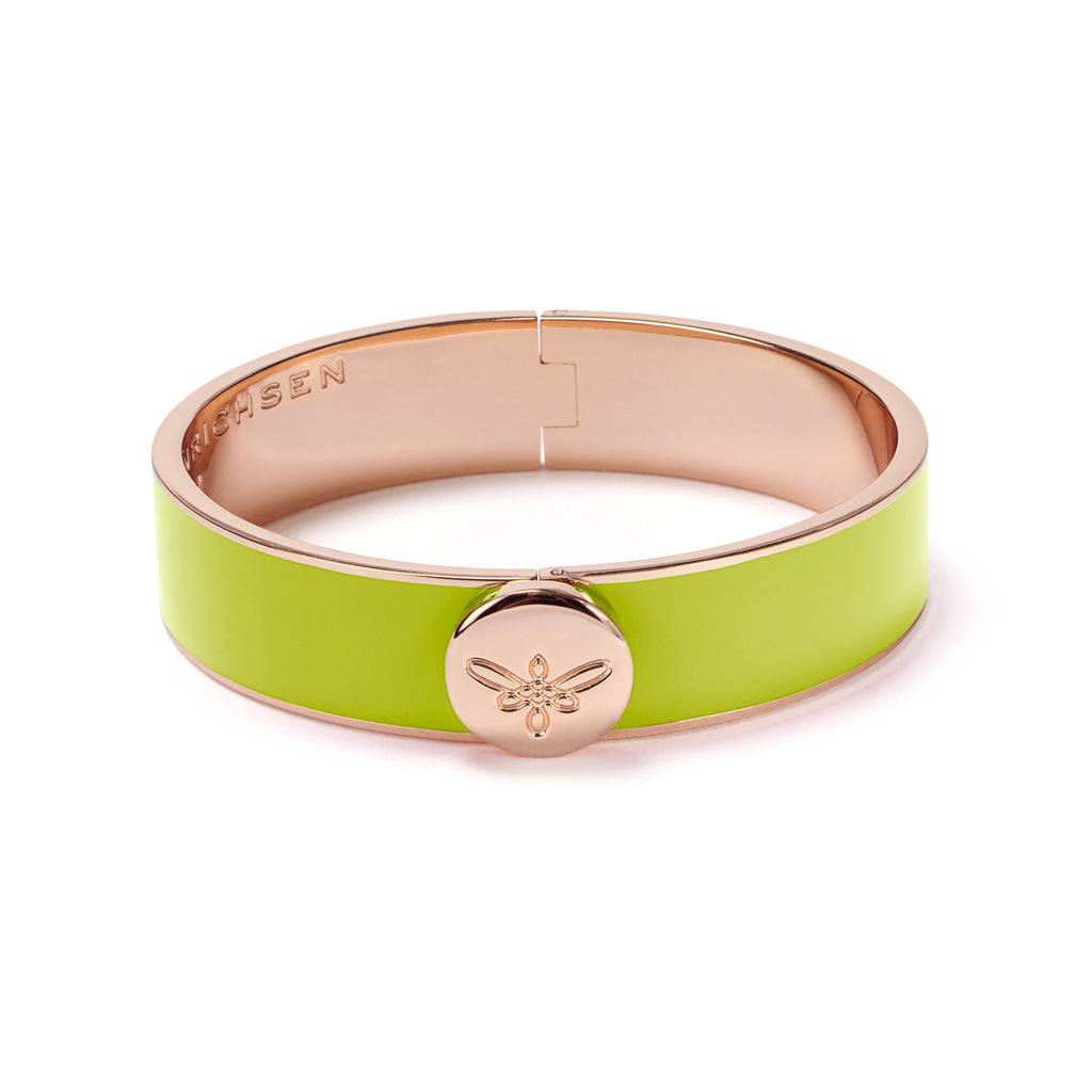 EMILIA Bangle neongelb