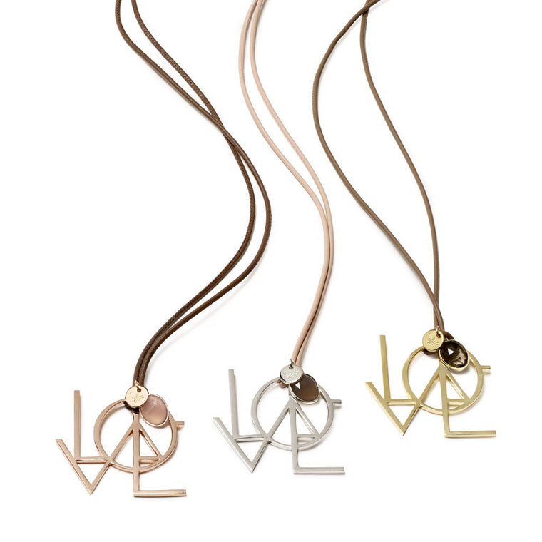LOVE & PEACE Necklace