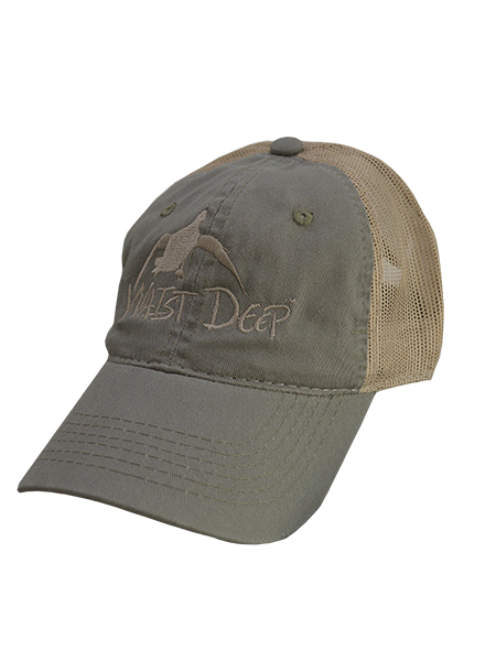 Hat   Classic Fit   Comin In Hot Duck   Tan   Sage – Waist Deep 079e21d26eb