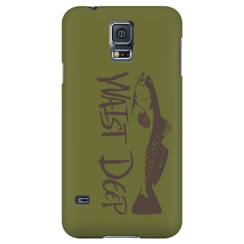 Phone Case / Speck Design / Mud Brown / Swamp Green Cover