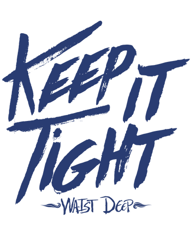 Keep It Tight Decal