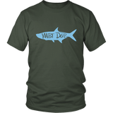 Tarpon Solid / District Relax Fit Short Sleeve / Light Blue Design