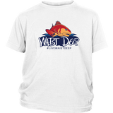 Youth Redfish Character Tee