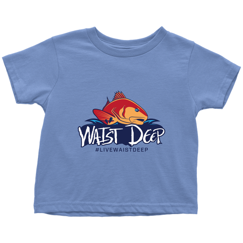 Toddler Redfish Character