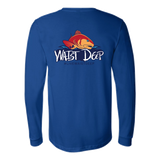 Redfish Character / Canvas Relax Fit Long Sleeve