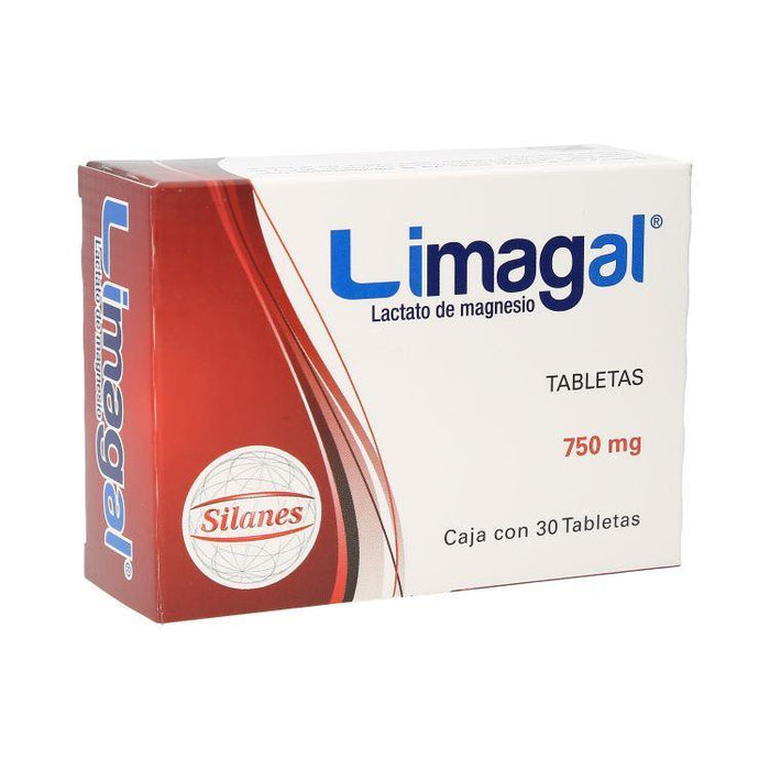 LIMAGAL 750MG TAB C30
