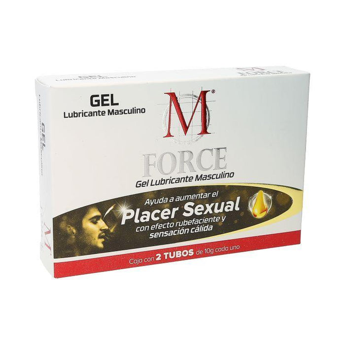M FORCE GEL 10G C2
