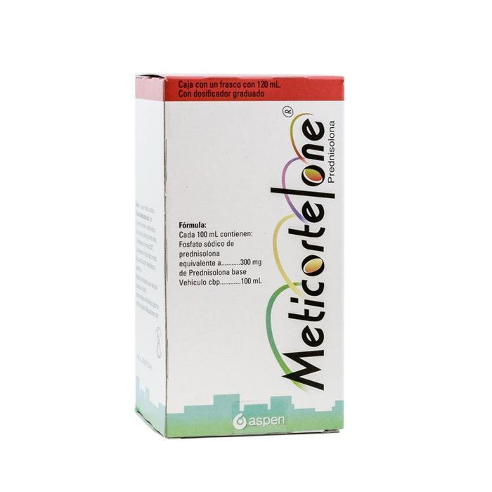METICORTELONE 3MG JBE 120ML