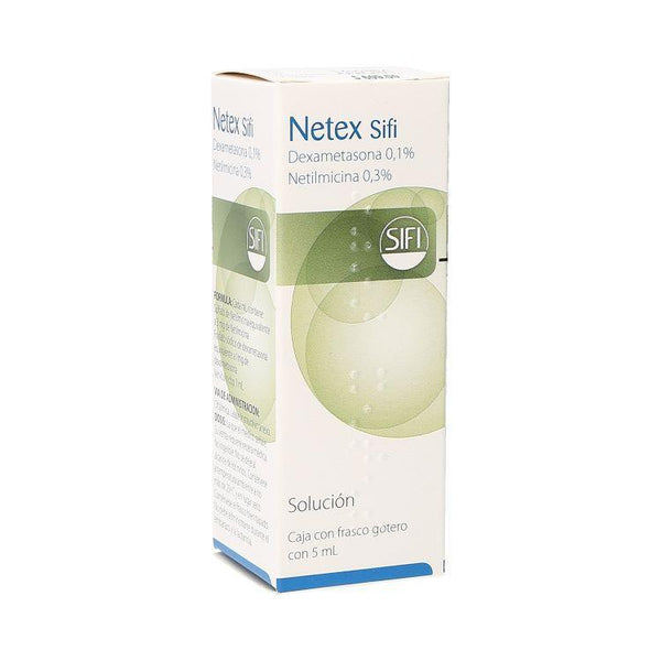 NETEX SIFI FCO GOTERO 5ML