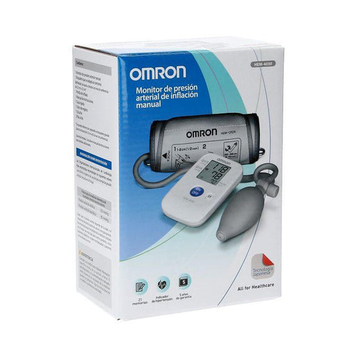 OMRON MONITOR PRES ART MANUAL