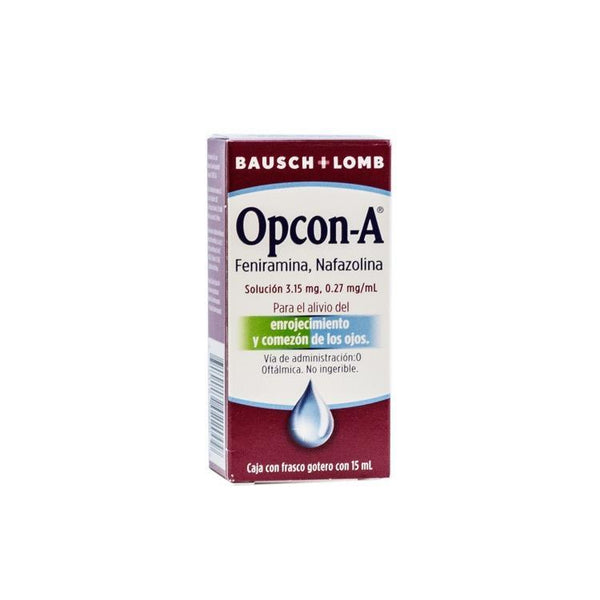 OPCON A 3 15MG SOL 15ML