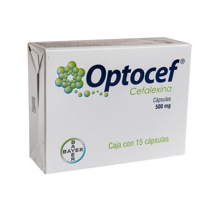 OPTOCEF 500MG CAP C15