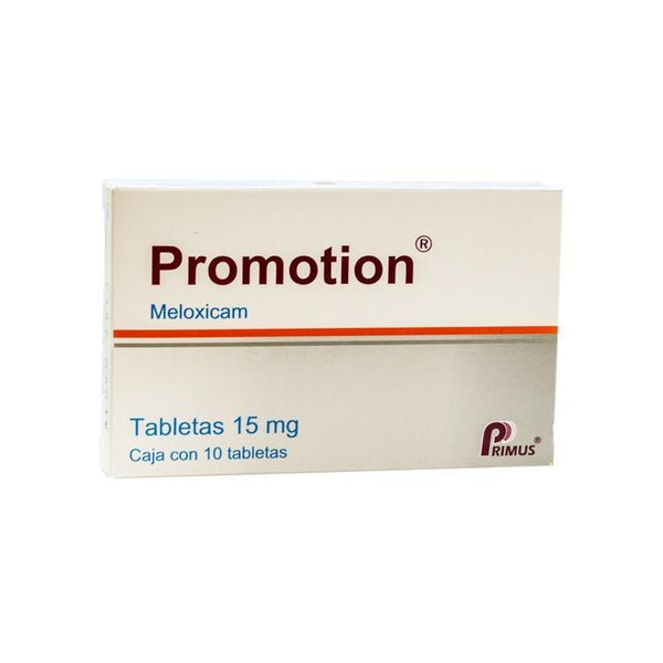 PROMOTION 15MG TAB C10